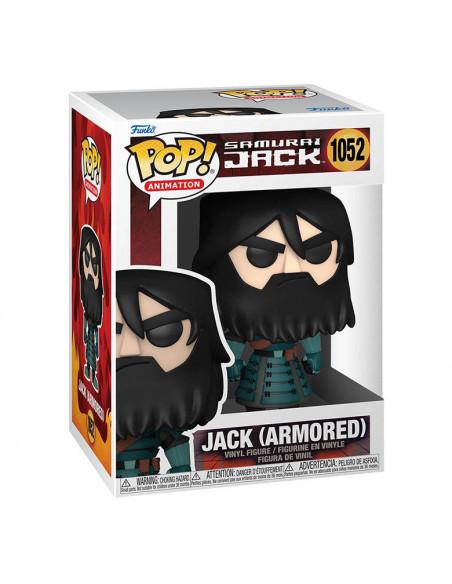 es::Samurai Jack Funko POP! Armored Jack 9 cm