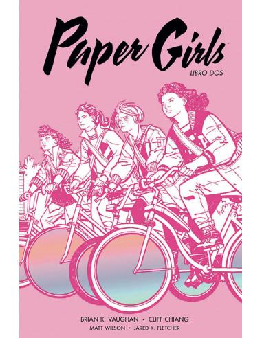 es::Paper Girls. Edición integral 02 de 2
