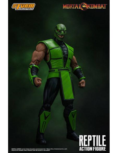es::Mortal Kombat Figura 1/12 Reptile 18 cm-0