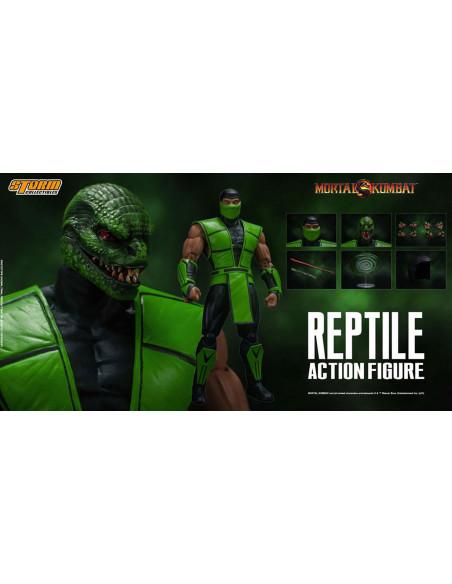 es::Mortal Kombat Figura 1/12 Reptile 18 cm-3