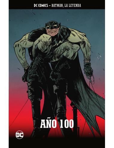 es::Batman, la leyenda 65: Año 100