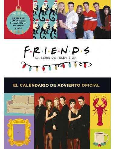 es::Friends: El calendario de adviento oficial 2021