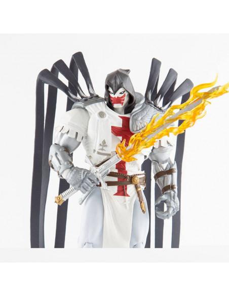 es::DC Multiverse Figura Azrael Suit of Sorrows Gold Label 18 cm