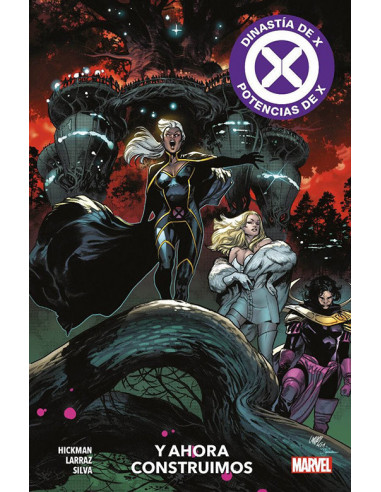 es::Dinastía de X / Potencias de X 04: Y ahora construímos Marvel Premiere