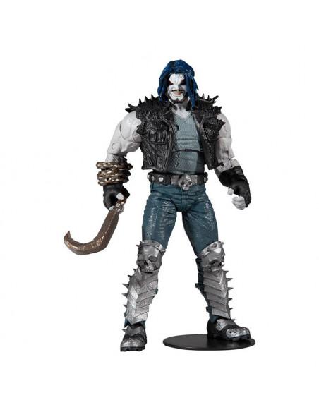 es::DC Multiverse Figura Lobo DC Rebirth 18 cm