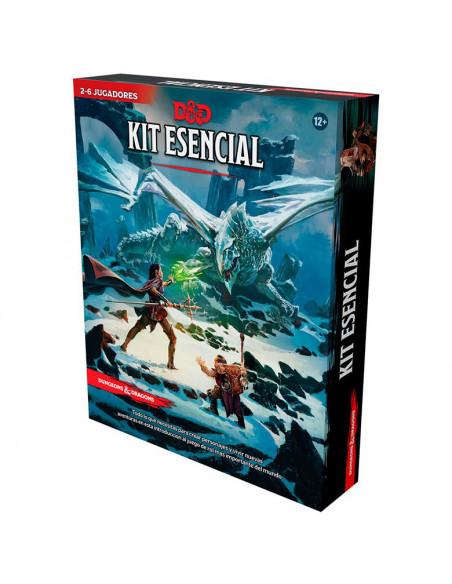 es::D&D Kit Esencial - Dungeons & Dragons
