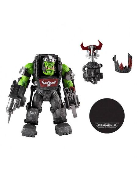 es::Warhammer 40k Figura Ork Meganob with Shoota 30 cm-3