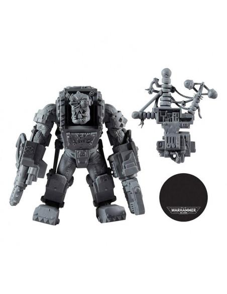 es::Warhammer 40k Figura Ork Big Mek Artist Proof 30 cm