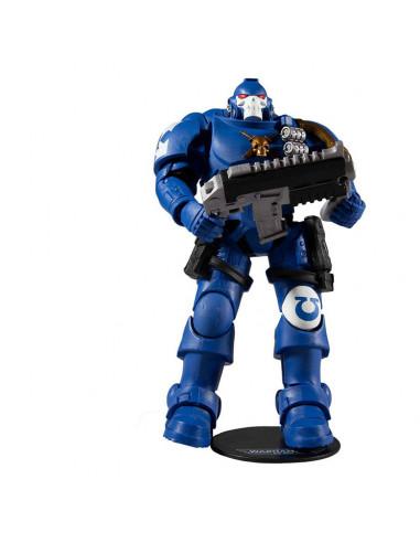 es::Warhammer 40k Figura Ultramarines Reiver with Bolt Carbine 18 cm