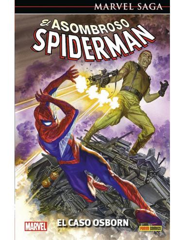 es::Marvel Saga. El Asombroso Spiderman 56. El caso Osborn