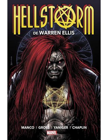 es::Hellstorm de Warren Ellis Marvel Omnibus