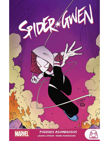 es::Marvel Young Adults. Spider-Gwen 02. Poderes asombrosos