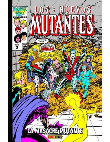 es::Los Nuevos Mutantes 03. La masacre mutante Omnigold