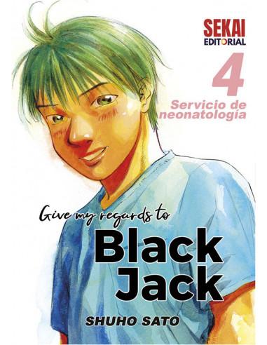es::Give my regards to Black Jack vol. 04. Servicio de neonatología