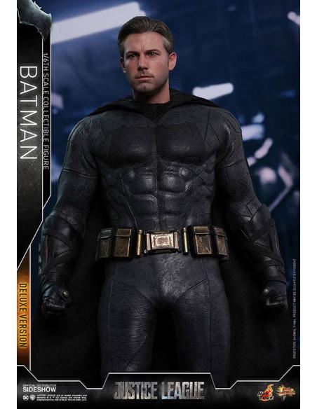 es::Justice League Figura 1/6 Batman Deluxe Hot Toys 32 cm-1