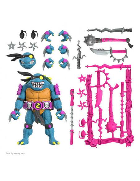 es::Tortugas Ninja Figura Ultimates Slash 18 cm
