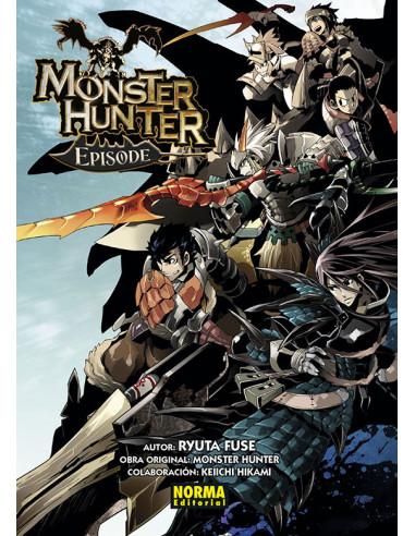 es::Monster Hunter Episode Pack Completo 3 tomos