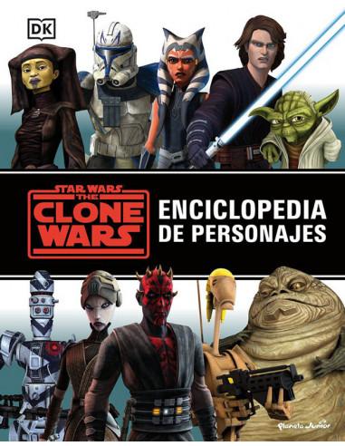 es::Star Wars - The clone Wars: Enciclopedia de personajes