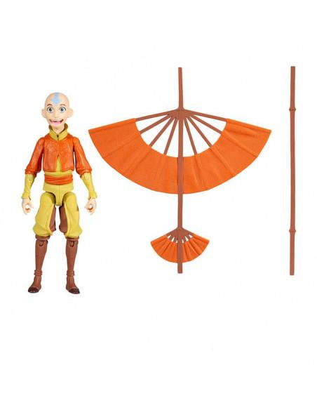 es::Avatar: la leyenda de Aang Figura Figura Aang with Glider 13 cm-2