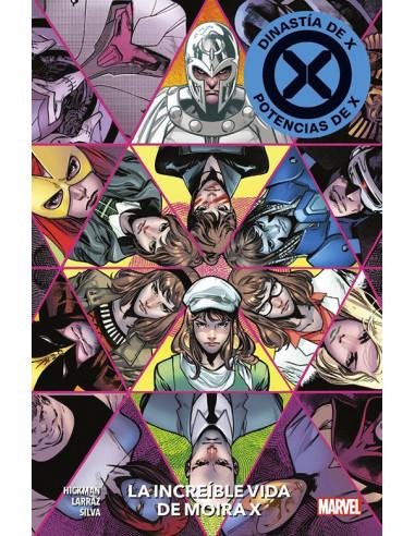 es::Dinastía de X / Potencias de X 02: La increíble vida de Moira-X Marvel Premiere