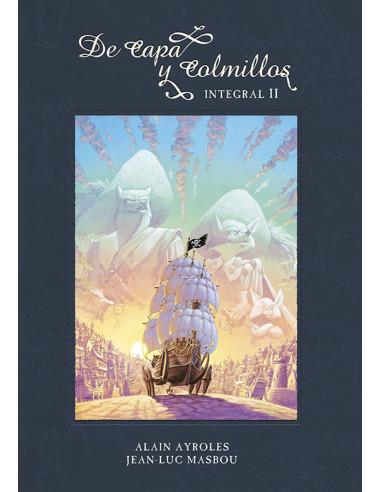 es::De Capa y Colmillos. Integral 2