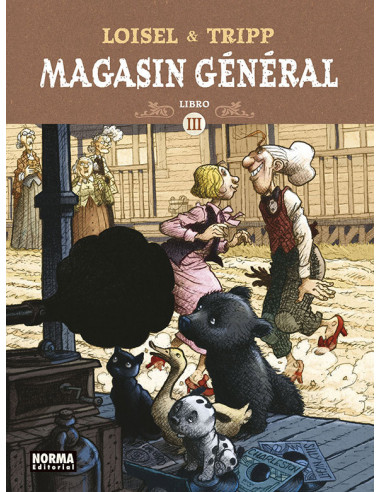 es::Magasin General. Integral 03