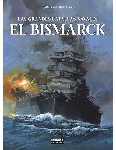 es::Las grandes batallas navales 12. El Bismarck