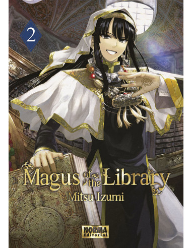es::Magus of the Library 02