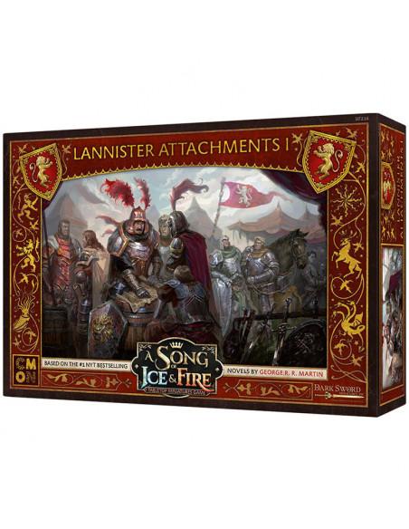 es::Canción de hielo y fuego JDM: Vínculos Lannister I