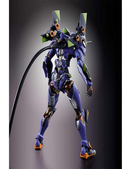 es::Neon Genesis Evangelion Figura EVA-01 Test Type Metal Build 22cm