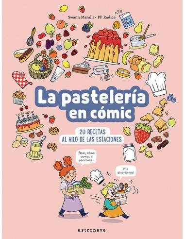 es::La pastelería en cómic