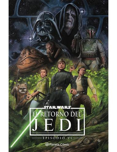 es::Star Wars Episidio VI El retorno del Jedi HC. Tomo recopilatorio
