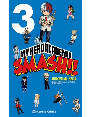 es::My Hero Academia Smash nº 03/05