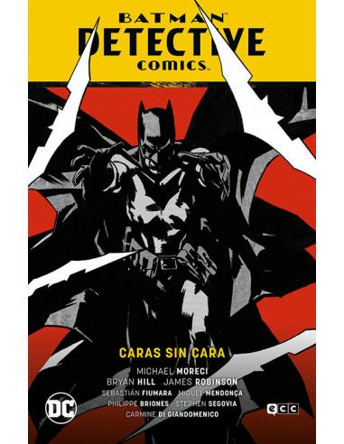 es::Batman: Detective Comics vol. 08. Caras sin caraRenacimiento Parte 9