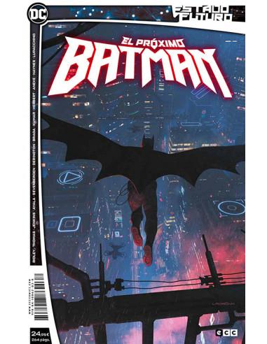 es::Estado futuro: El próximo Batman