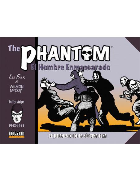 es::The Phantom 1943-1944. El juramento de la séptima luna