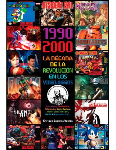 es::1990-2000. La década de la revolución en los Videojuegos