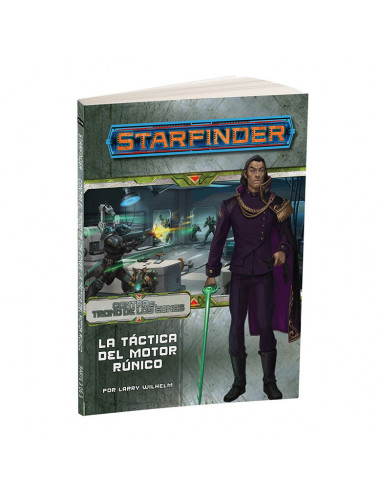 es::Starfinder. Contra el Trono de los Eones 3: La táctica del motor