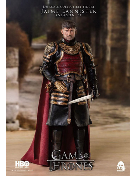 es::Juego de Tronos Figura 1/6 Jaime Lannister Season 7 31 cm