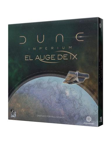 es::Dune Imperium - El auge de Ix