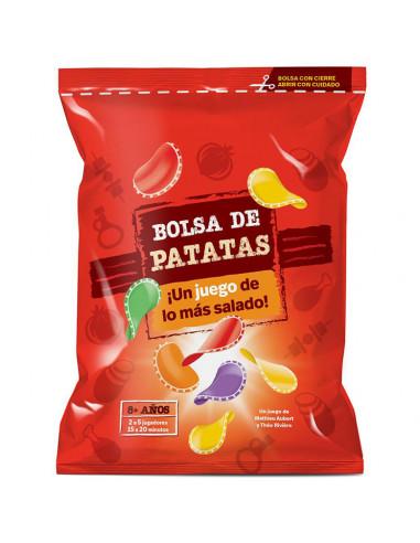 es::Bolsa de Patatas - Juego de Cartas