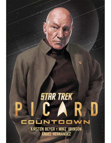 es::Star Trek Picard. Countdown