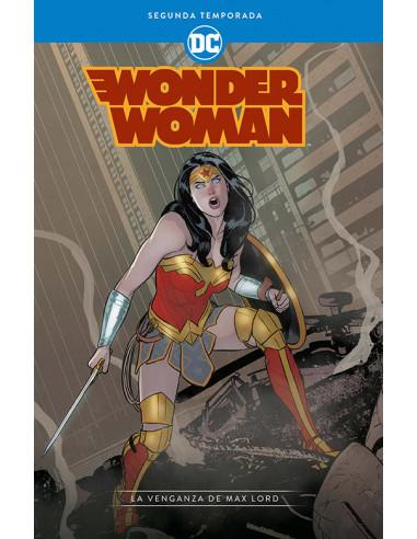 es::Wonder Woman: Segunda temporada - La venganza de Max Lord