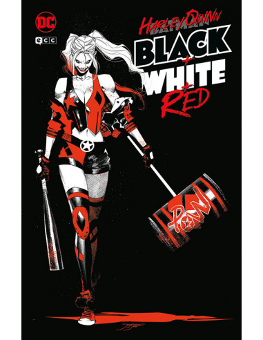 es::Harley Quinn: Black, White and Red