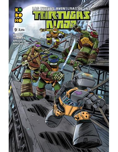 es::Las nuevas aventuras de las Tortugas Ninja 09