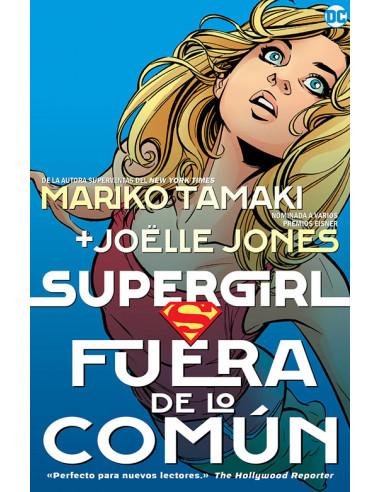 es::Supergirl: Fuera de lo común