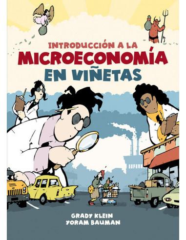 es::Introducción a la microeconomía en viñetas