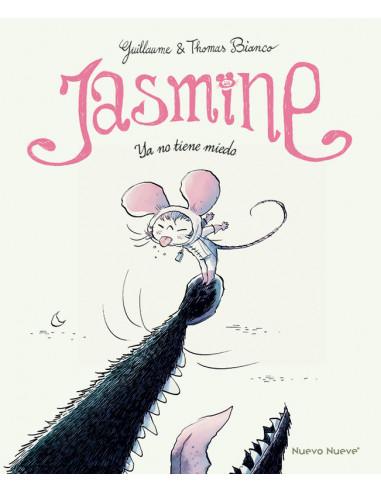 es::Jasmine 3: Ya no tiene miedo