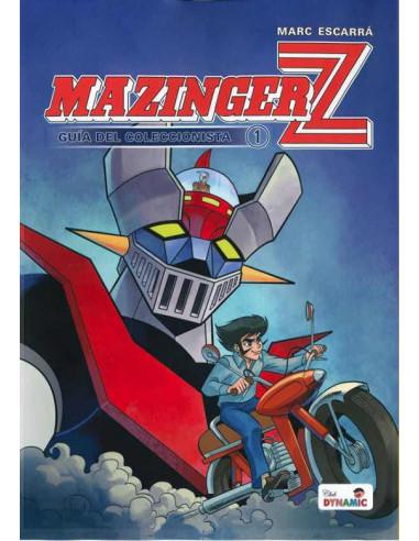 es::Mazinger Z. Guía del coleccionista 01
