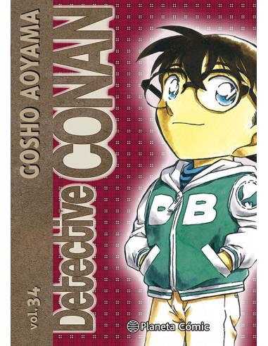 es::Detective Conan 34